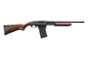 Remington Shotgun: Pump Action 870 DM - Click to see Larger Image