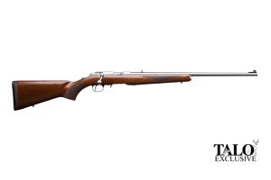 Ruger Rifle: Bolt Action Ruger American Rimfire Rifle TALO Edition - Click to see Larger Image