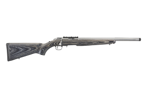 Ruger Rifle: Bolt Action Ruger American Rimfire Target Rifle - Click to see Larger Image