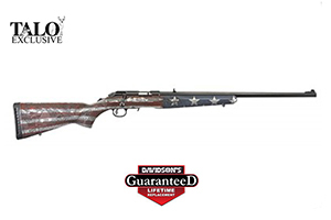 Ruger Rifle: Bolt Action Ruger American Rimfire Heartland TALO Edition - Click to see Larger Image