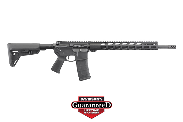 Ruger Rifle: Semi-Auto AR-556 MPR (Multi Purpose Rifle) - Click to see Larger Image