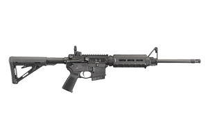 Ruger Rifle: Semi-Auto AR-556 W/ Fixed Magazine - Click to see Larger Image