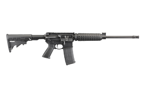 Ruger Rifle: Semi-Auto AR-556 Optics Carbine - Click to see Larger Image