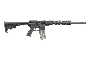 Ruger Rifle: Semi-Auto AR-556 Free Float Handguard - Click to see Larger Image