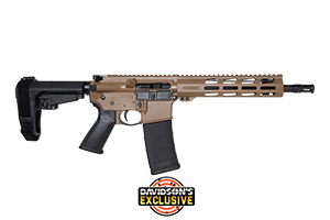 Ruger Pistol: Semi-Auto AR-556 Pistol Davidsons Exclusive - Click to see Larger Image