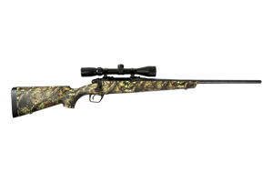 Remington Rifle: Bolt Action 783 Scoped Combo Mossy Oak Break Up Country - Click to see Larger Image