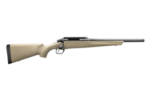 Remington Rifle: Bolt Action 783 Threaded Barrel - Click to see Larger Image