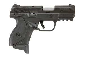 Ruger Pistol: Semi-Auto American Pistol Compact, With Manual Safety - Click to see Larger Image