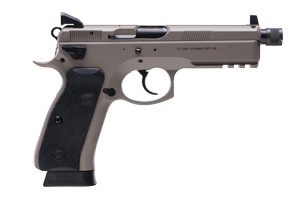 CZ-USA Pistol: Semi-Auto CZ 75 SP-01 Tactical - Click to see Larger Image