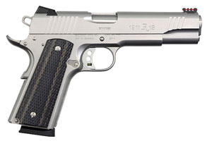 Remington Pistol: Semi-Auto R1 Enhanced Stainless 1911 - Click to see Larger Image