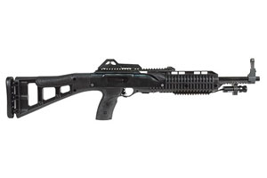 Hi-Point Firearms Rifle: Semi-Auto Carbine TS (Target Stock) with Laser - Click to see Larger Image
