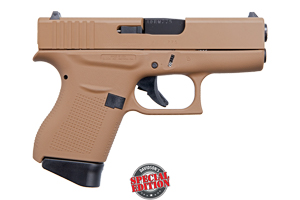 Apollo Custom|Glock 43 USA Manufacture ACG-00825