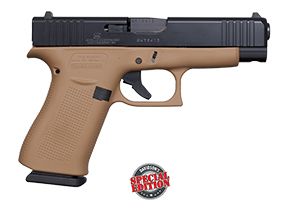 Apollo Custom|Glock 48 DDE Elite Black ACG-00876