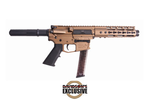 American Tactical Imports Mil-Sport Pistol Davidsons Exclusive ATIG15MSP9KM5BB