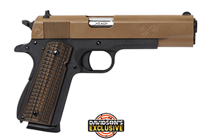 American Tactical Imports Pistol: Semi-Auto FX 1911 Military DDES G10 - Click to see Larger Image