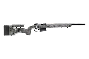 Bergara Rifle: Bolt Action B14-R Steel - Click to see Larger Image