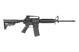 Bushmaster Rifle: Semi-Auto XM15 A3 Shorty Carbine - Click to see Larger Image