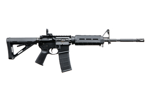 Bushmaster Rifle: Semi-Auto XM15 MOE M4 Type Carbine - Click to see Larger Image