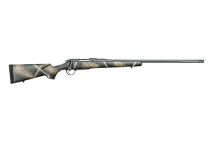 Bergara Rifle: Bolt Action Highlander 2.0 - Click to see Larger Image