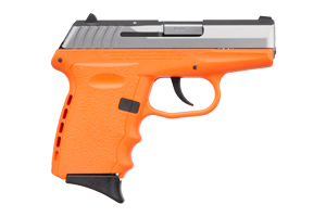 SCCY Industries Pistol: Semi-Auto CPX-2-TT - Click to see Larger Image