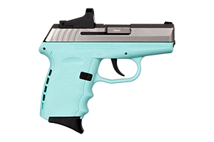 SCCY Industries Pistol: Semi-Auto CPX-2-TTSBRD - Click to see Larger Image