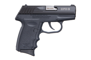 SCCY Industries Pistol: Semi-Auto CPX-3-CB - Click to see Larger Image