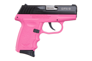 SCCY Industries Pistol: Semi-Auto CPX-3-CBPK - Click to see Larger Image