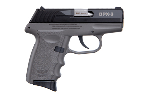 SCCY Industries Pistol: Semi-Auto CPX-3-CBSG - Click to see Larger Image