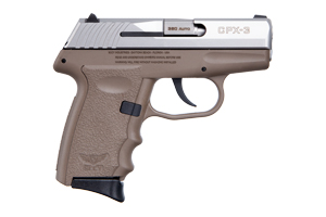 SCCY Industries Pistol: Semi-Auto CPX-3-TTDE - Click to see Larger Image