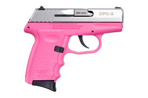SCCY Industries Pistol: Semi-Auto CPX-3-TTPK - Click to see Larger Image