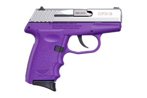 SCCY Industries Pistol: Semi-Auto CPX-3-TTPU - Click to see Larger Image