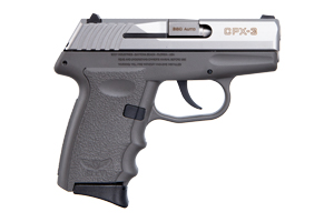 SCCY Industries Pistol: Semi-Auto CPX-3-TTSG - Click to see Larger Image