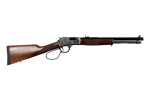 Henry Repeating Arms Rifle: Lever Action Henry Big Boy Carbine Colored Case Hardened - Click to see Larger Image