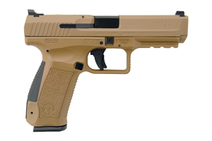 Canik Pistol: Semi-Auto TP9SA Mod 2 - Click to see Larger Image