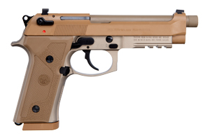 Beretta Pistol: Semi-Auto M9A3-G - Click to see Larger Image