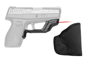 Crimson Trace Taurus Slim 708, 709 and 740 Laserguard LG-447H
