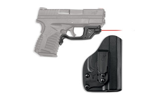 Crimson Trace Springfield XDS Red Laserguard|Blade-Tech Combo LG-469-H-BT