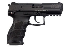 Heckler & Koch Pistol: Semi-Auto P30S - Click to see Larger Image