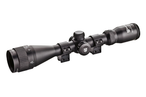 Legacy Sports Intl|Nikko Stirling  Mountmaster 3-9x40mm AO HMD Reticle Scope - Click to see Larger Image