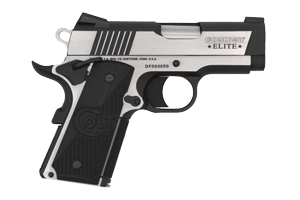 Colt Pistol: Semi-Auto Combat Elite Defender - Click to see Larger Image