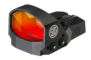 Sig Sauer  Romeo 1 3 MOA Red Dot Minature Reflex Sight - Click to see Larger Image