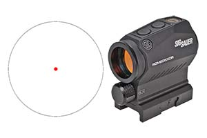 Sig Sauer Romeo5 X 2 MOA Compact Red Dot Sight SOR52101