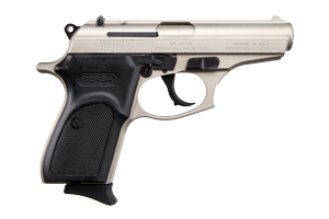 Bersa Pistol: Semi-Auto Thunder 22 Nickel - Click to see Larger Image