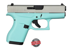 Apollo Custom|Glock 42 Robins Egg Blue ACG-00814