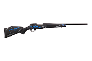 Weatherby Rifle: Bolt Action Vanguard S2 Compact Blue - Click to see Larger Image