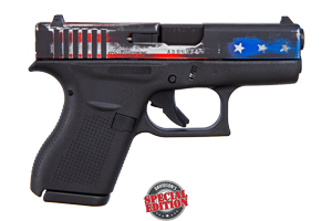 Apollo Custom|Glock 42 Flag Slide ACG-00813