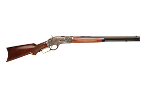 Cimarron Rifle: Lever Action 1873 Short - Click to see Larger Image