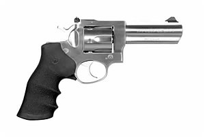 Ruger Revolver: Double Action GP100 - Click to see Larger Image