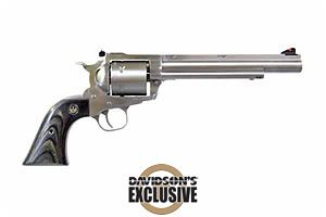 Ruger Revolver: Single Action Super Blackhawk Hunter - Click to see Larger Image