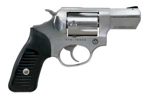 Ruger Revolver: Double Action SP101 Model KSP-821X - Click to see Larger Image